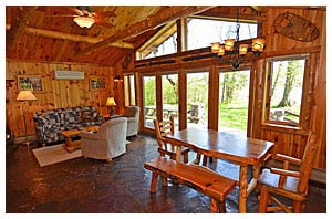 Four Seasons: 44705 Birch Point Rd, Cable, WI