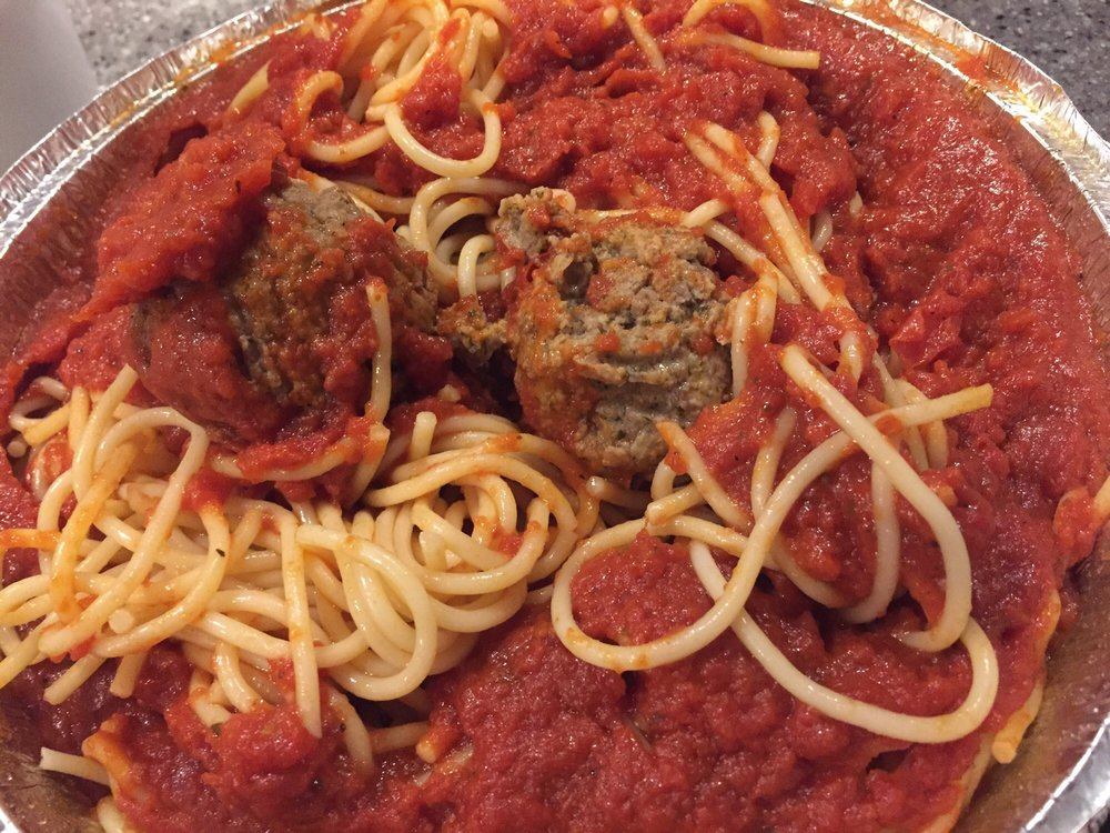 ... Restaurant - Fort Myers, FL, United States. Spaghetti and meatballs