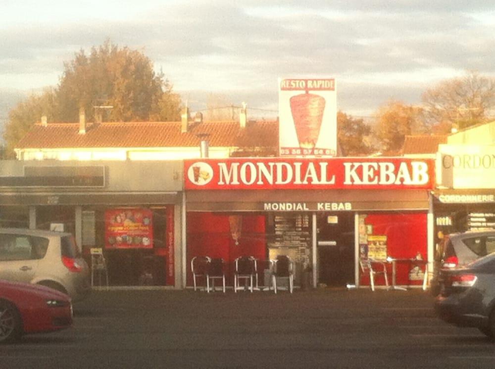 mondial kebab takeaway fast food 493 avenue du mar 233 chal de lattre de tassigny caud 233 ran