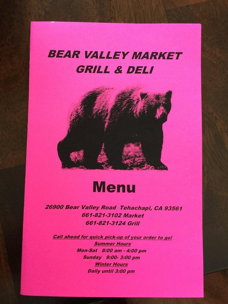Bear Valley Country Market: 26900 Bear Valley Rd, Tehachapi, CA