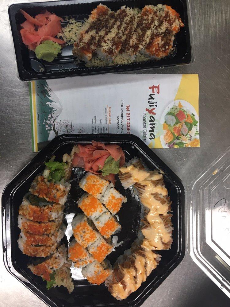 Fujiyama Japanese Steakhouse: 1320 Broadway Ave E, Mattoon, IL