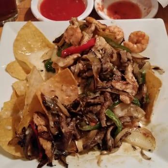 Photo Of San Jose Mexican Restaurant Elizabethtown Nc United States Fajitas Nachos