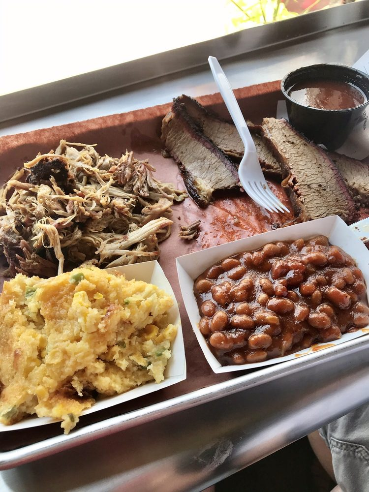 Brisket & Bones Smokehouse: 105 S Main St, Kouts, IN