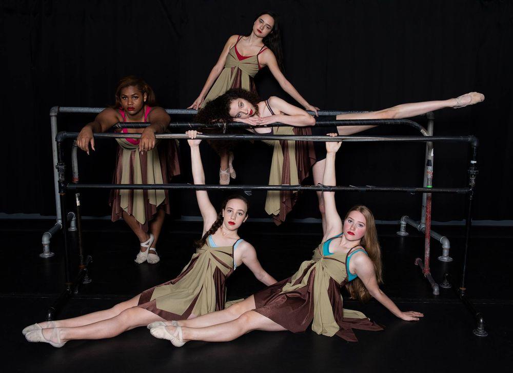 City Dance Studio: 5226 Cedar St, Bellaire, TX