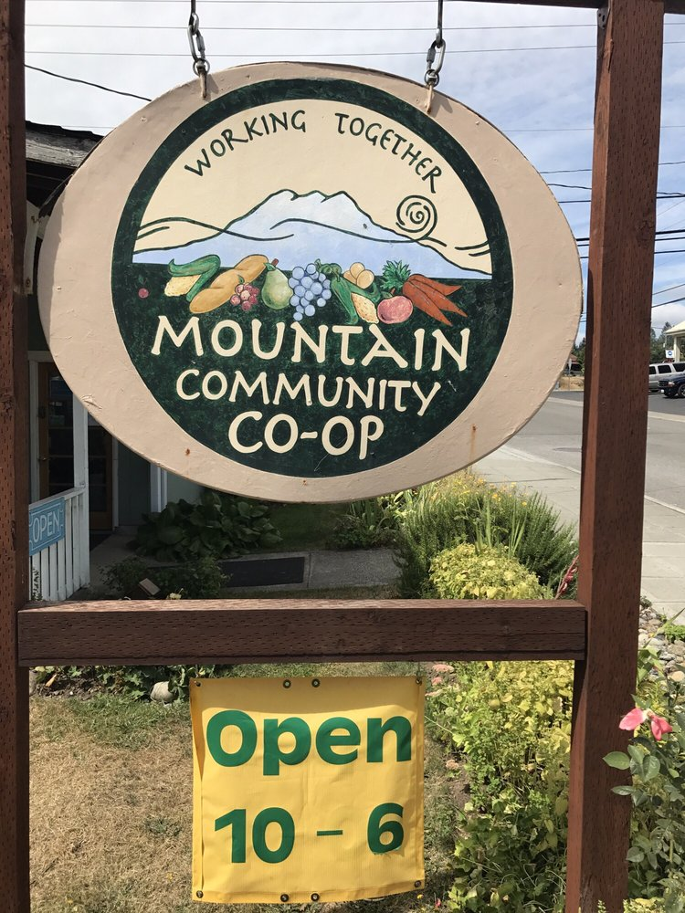 Mountain Community Co-Op: 105 Carter St E, Eatonville, WA