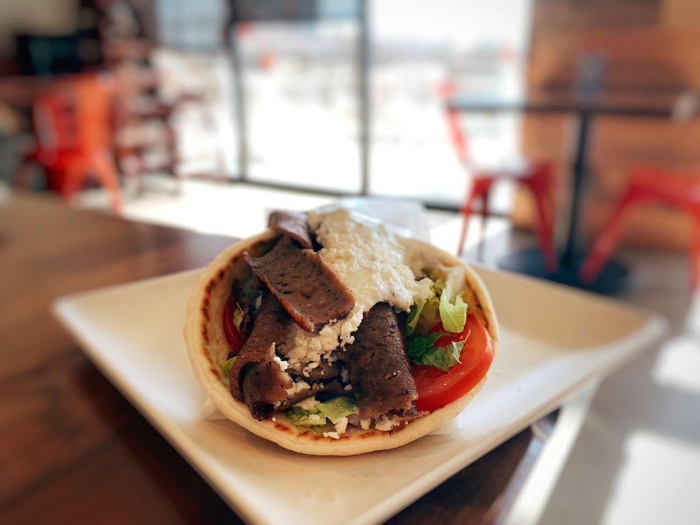 The Great Greek Mediterranean Grill: 708 West Big Beaver Rd, Troy, MI