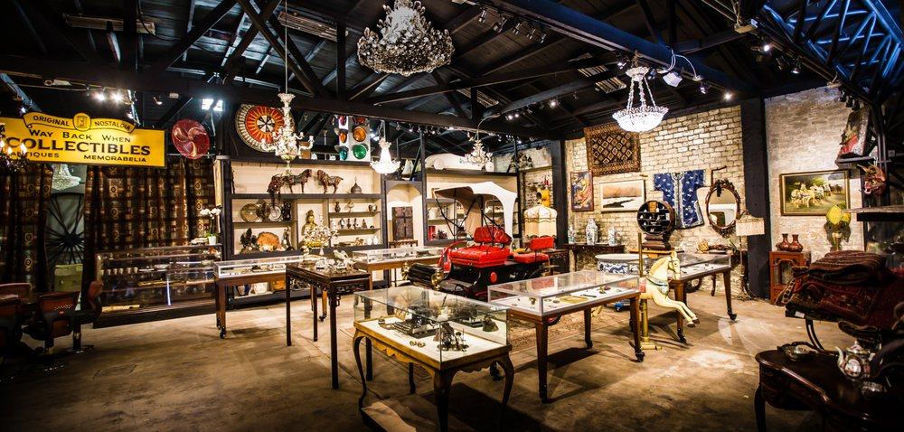 Pasadena Antique Warehouse: 1609 E Washington Blvd, Pasadena, CA