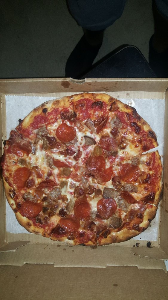 Food from Only the Best Pizza