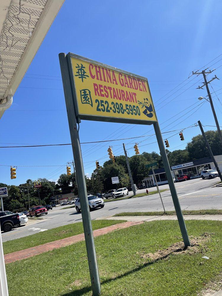 China Garden Restaurant: 611 E Main St, Murfreesboro, NC