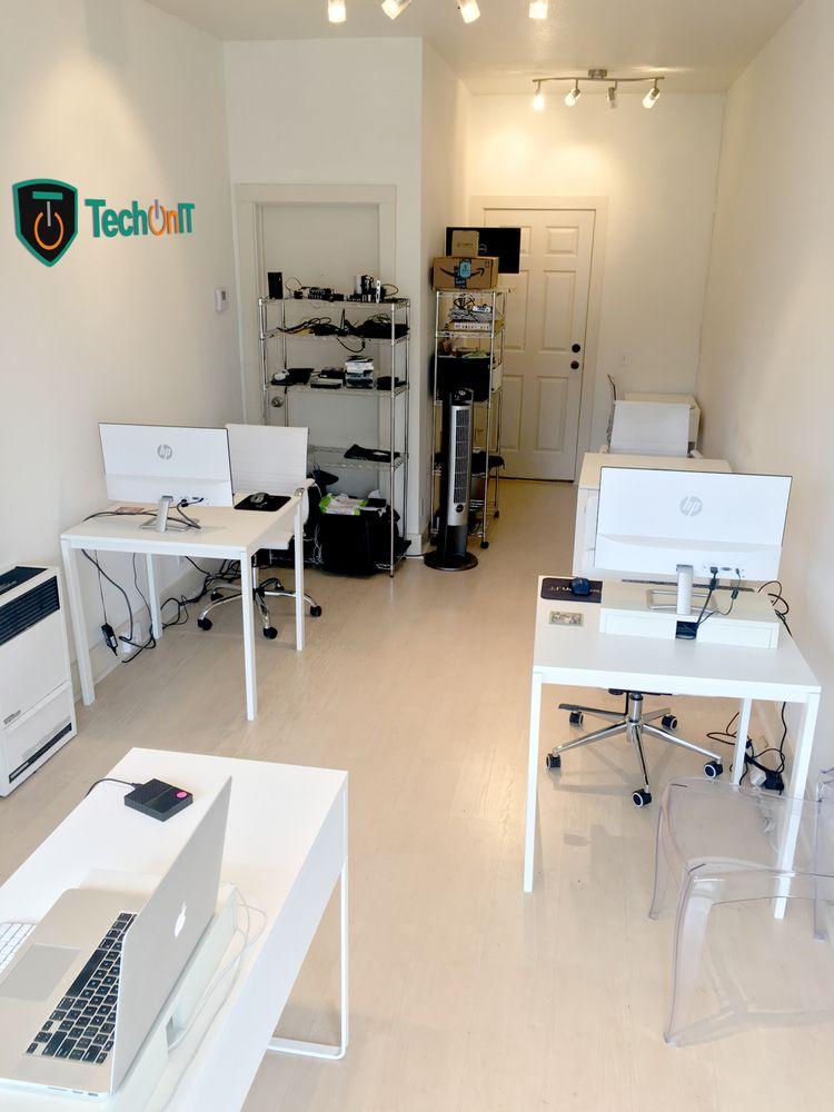 TechOnIT: 8044 Soquel Dr, Aptos, CA