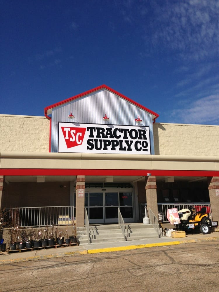 Tractor Supply: 464 Springridge Rd, Clinton, MS