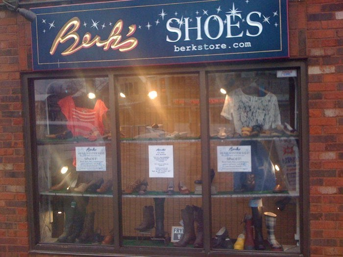 Shoe Stores In Providence