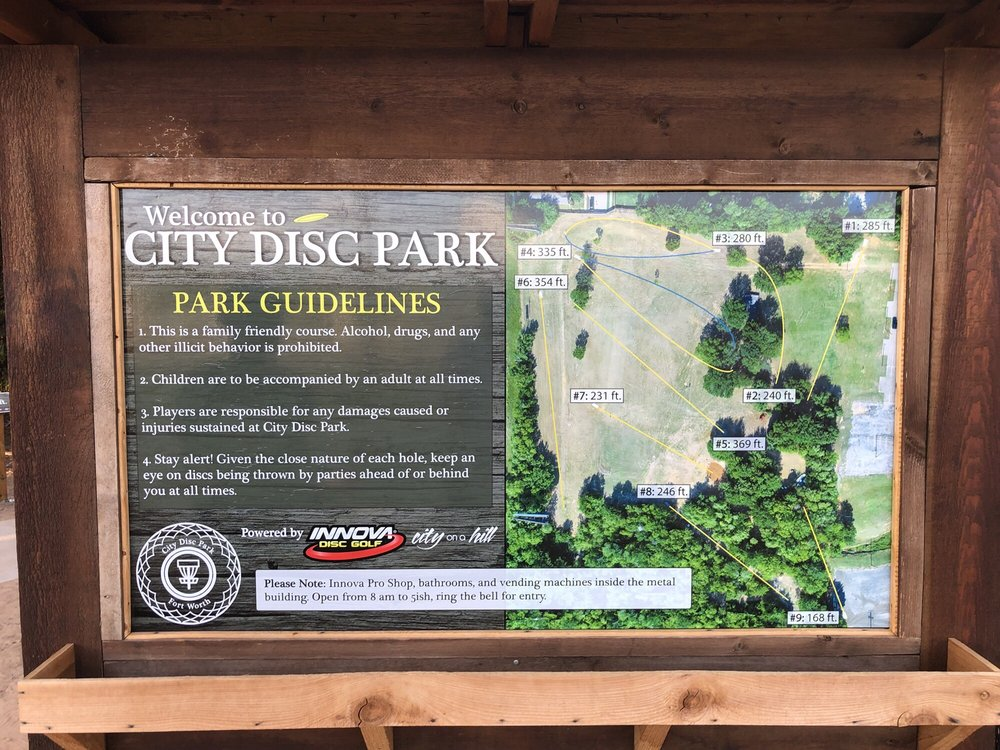 City Disc Park