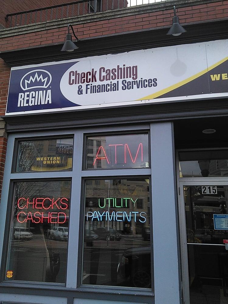 E & O Check Cashing