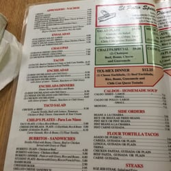 High Quality Photo Of El Patio Restaurant   Port Lavaca, TX, United States. Menu 1st