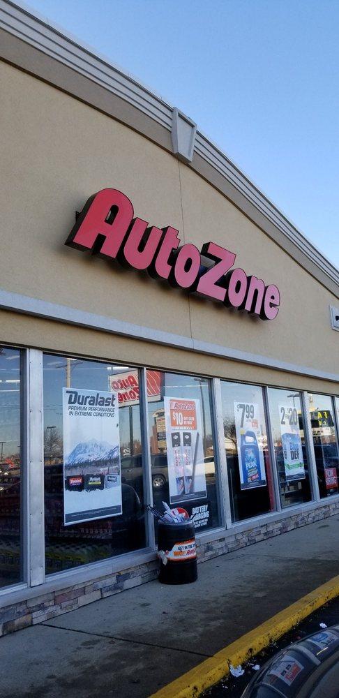 AutoZone Auto Parts: 125 E Roosevelt Rd, Lombard, IL