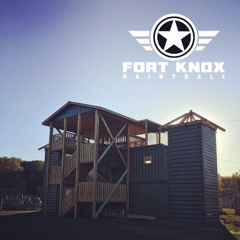 Fort Knox Paintball: 7485 N US Hwy 35, Winamac, IN