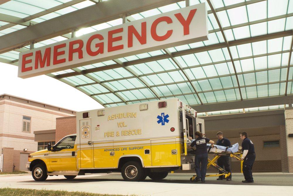 Inova Loudoun Hospital: 44045 Riverside Pkwy, Leesburg, VA
