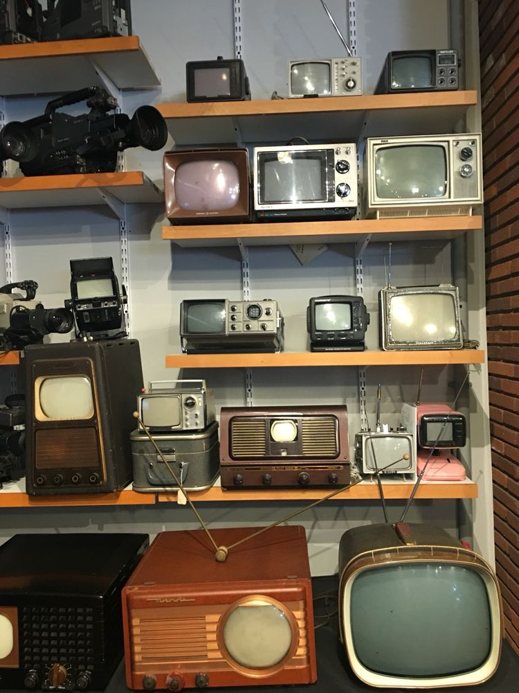 Texas Broadcast Museum: 416 E Main St, Kilgore, TX
