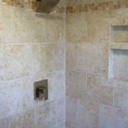 Photo Of Cliffu0027s Construction   Indianapolis, IN, United States. Full Bathroom  Remodel