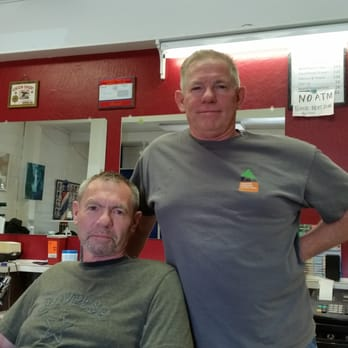 Photo of The Barber Shop - Fairfield, CA, United States. Brock did ...