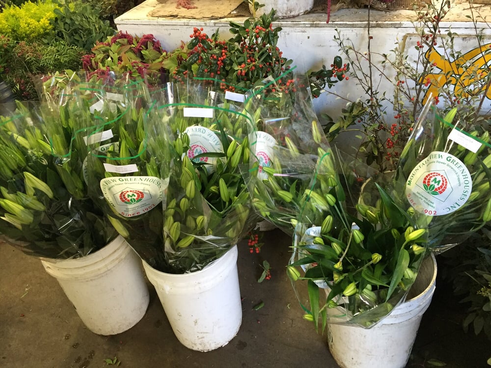 Repetto Flowers and Plants - San Francisco Flower Mart