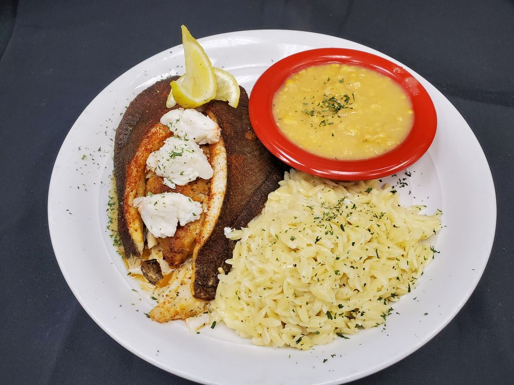 Mr. Fish Restaurant: 6401 N Kings Hwy, Myrtle Beach, SC