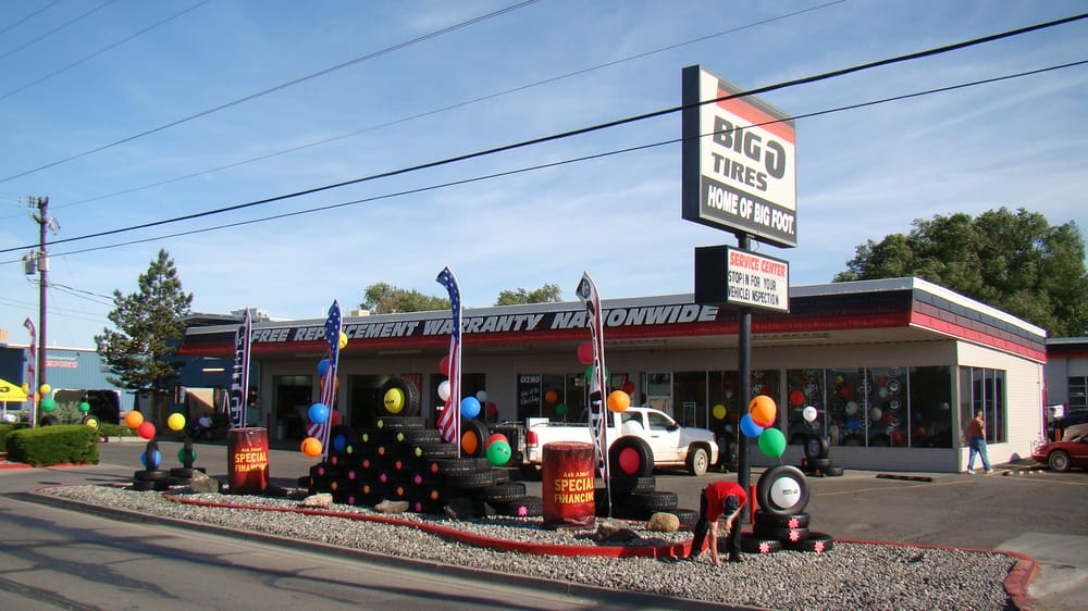 Big o tires grand junction colorado