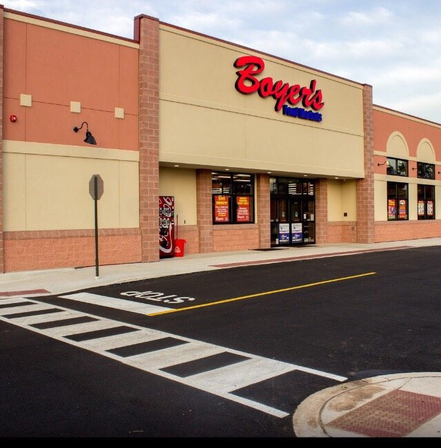 Boyer's Food Market Birdsboro: 200 W 1st St, Birdsboro, PA