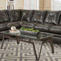 Photo Of V Dub Furniture   Phoenix, AZ, United States. Leather Sectional ...