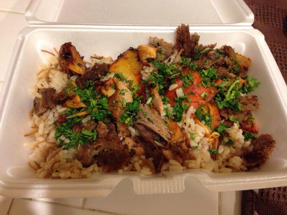 Chicken beef doner yelp for Anatolia mediterranean cuisine