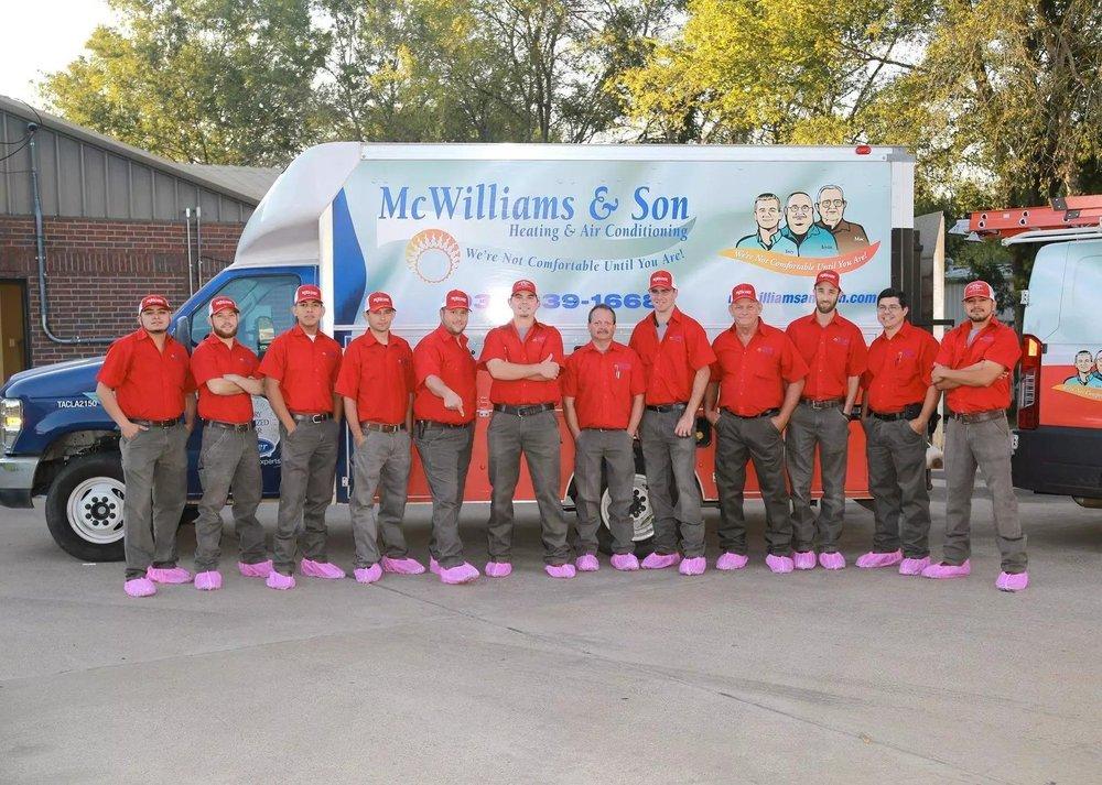 McWilliams & Son: 1150 US 59 Lp N, Livingston, TX
