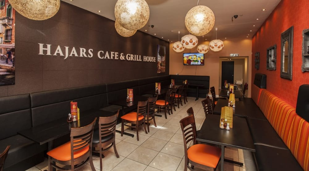 Hajars Cafe & Grill House