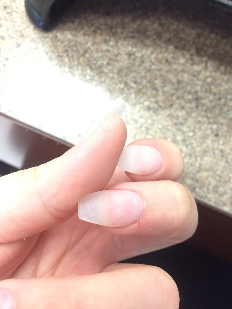 Dremel tool cut my finger yelp for 13 salon walnut creek