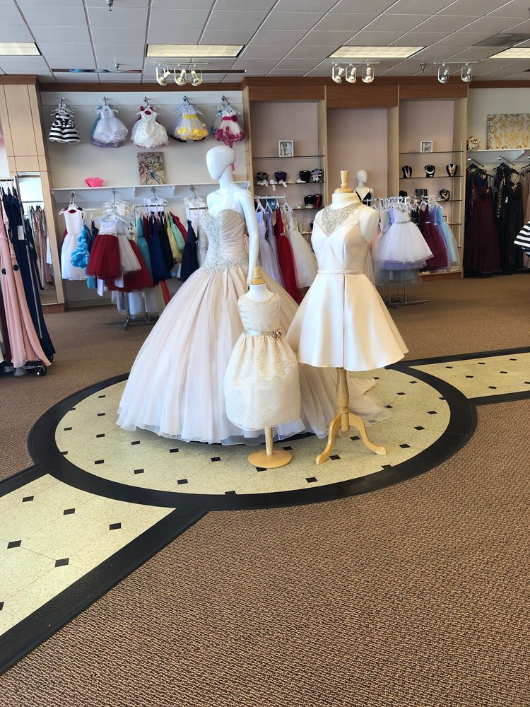 Allegra's Gallery - Bridal & Formal Wear