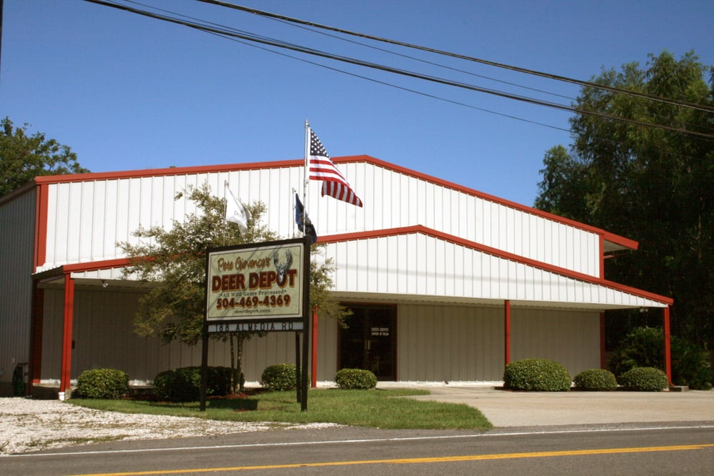 LA Wild Deer Depot: 188 Almedia Rd, Saint Rose, LA