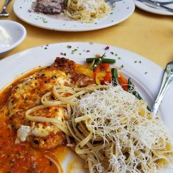 Cafe Piccolo Long Beach Menu