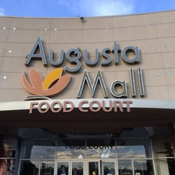 Photo Of Augusta Mall Ga United States Entrance To Food Court