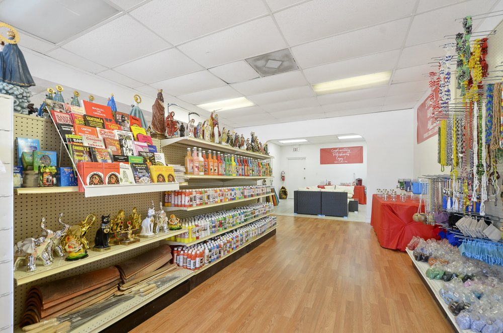 Botanica Candles & More: 4955 S Orange Ave, Orlando, FL