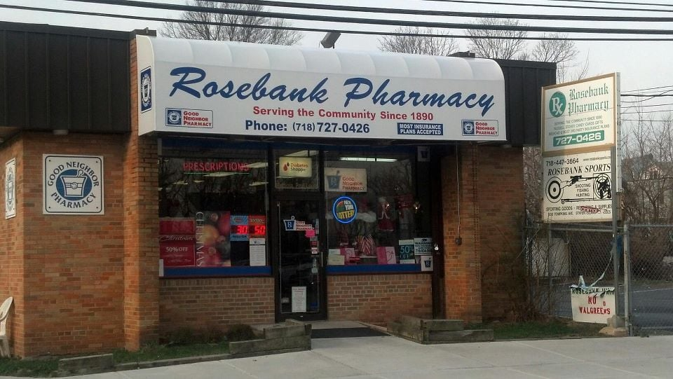 B T Pharmacy Staten Island Ny