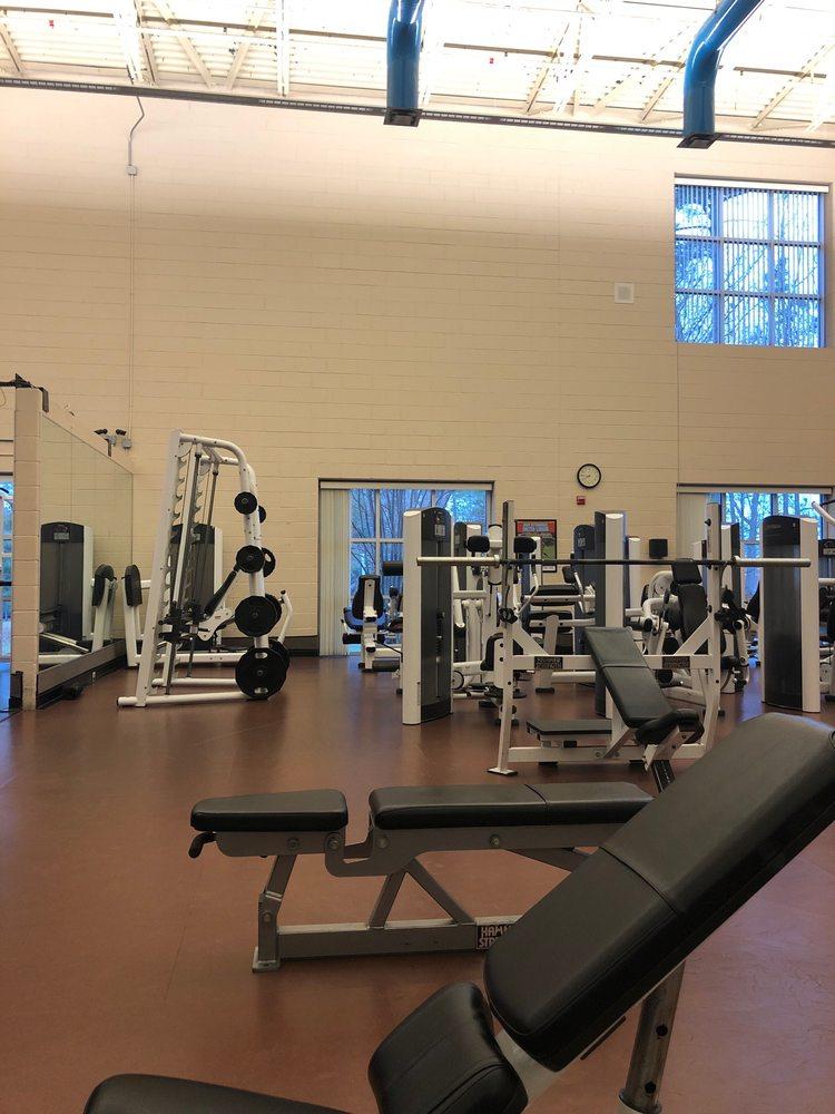 Naval Weapon Station Yorktown Gym