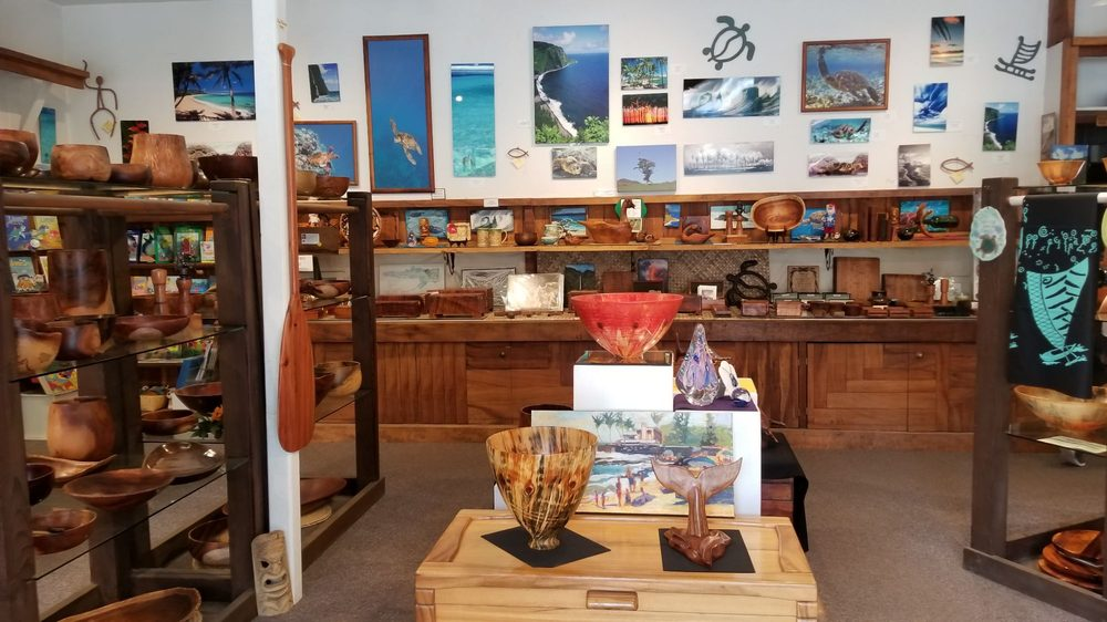 Waipio Valley Artworks: 48-5416 Kukuihaele Rd, Honokaa, HI