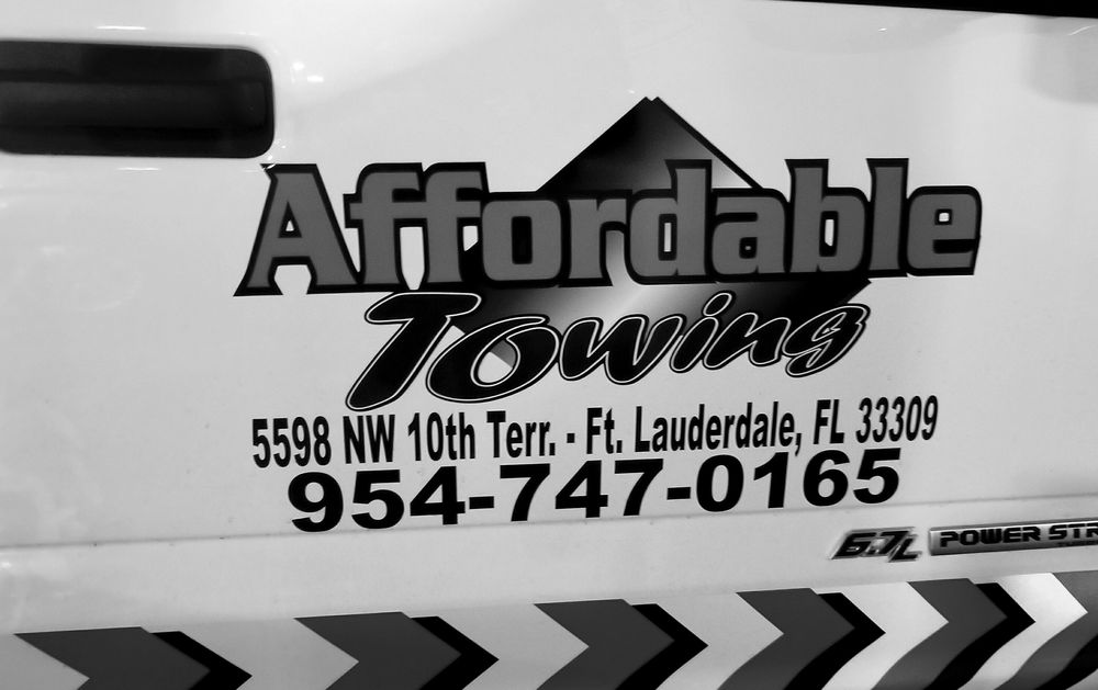 Towing business in Fort Lauderdale, FL
