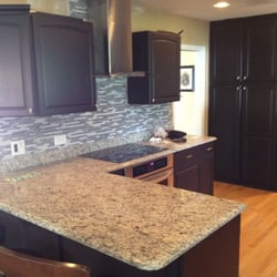 photo of save wood kitchen cabinet refinishers   arlington heights il united states  save wood kitchen cabinet refinishers   contractors   3355 n ridge      rh   yelp com