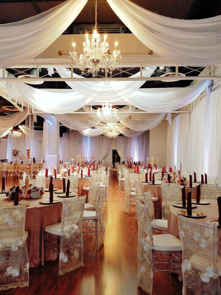 Celebrity Events and Banquet Halls