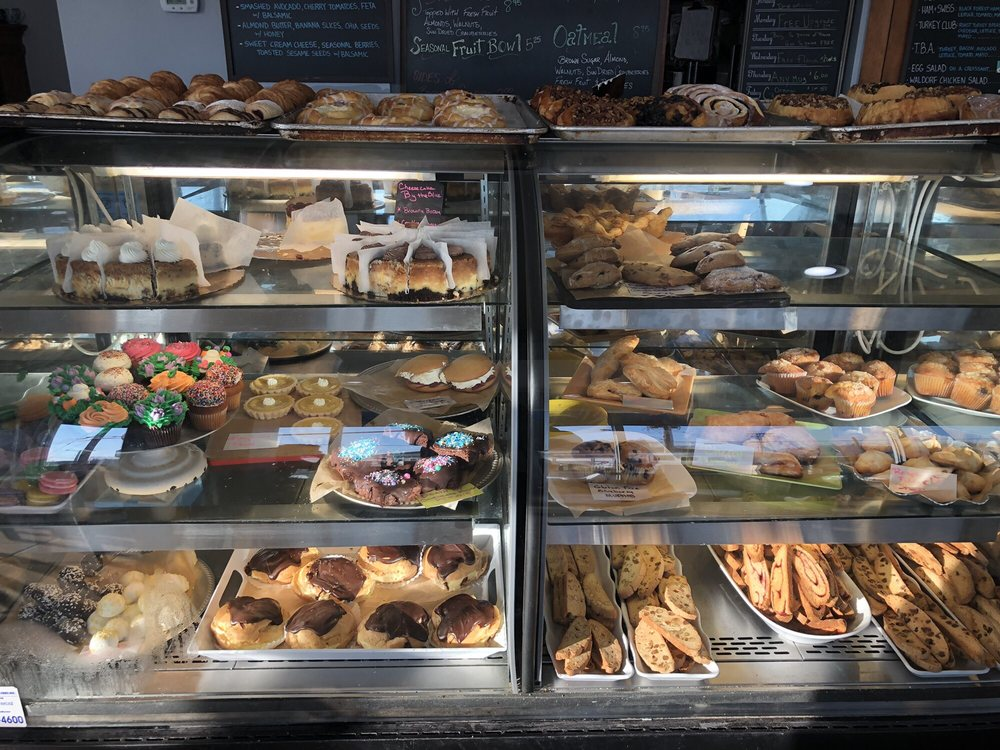The Point Coffee House and Bake Shoppe: 722 Rehoboth Ave, Rehoboth Beach, DE