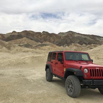 Farabee jeep rentals death valley reviews