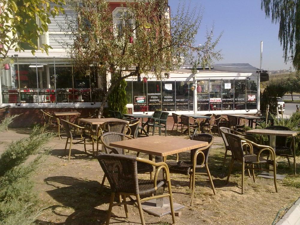 Cafe Villa Bistro: İnönü Mah. Rajiv Gandhi Cad., Ankara, 06