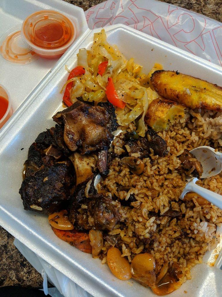Rockers Caribbean Cuisine: 6516 White Horse Rd, Greenville, SC