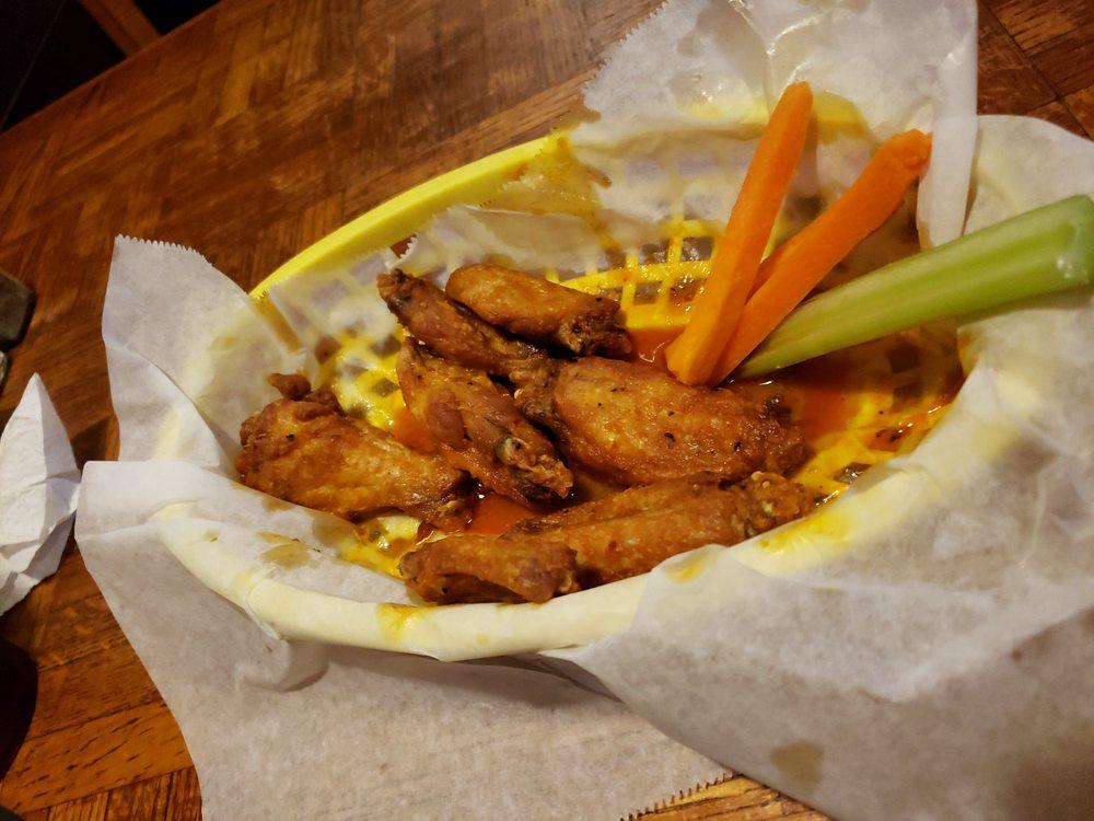 Rooster's Cafe: 216 Atlanta Rd, Cumming, GA